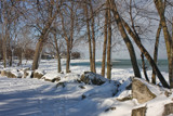 North Coast Ohio In Winter by Jimbobedsel, photography->shorelines gallery