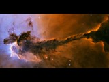 Stellar Spire in the Eagle Nebula by philcUK, space gallery