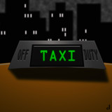 Taxi by Jhihmoac, illustrations->digital gallery