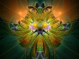 Sun Goddess by jswgpb, abstract->fractal gallery