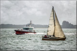 Two Different Worlds by corngrowth, photography->boats gallery