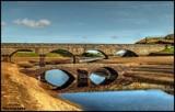 Grassholme Bridges by Dunstickin, photography->bridges gallery