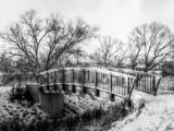 a little bridge by Marzena, contests->b/w challenge gallery