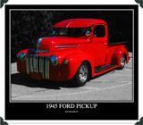 """1945 FORD PICKUP"" by icedancer, photography->cars gallery"