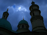 3 Towers in Graz by Blumie, Photography->Places of worship gallery