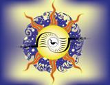 eye of god by tschommer, Illustrations->Digital gallery