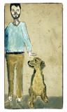 Man's Best Friend by bfrank, illustrations gallery