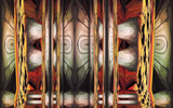 Janus Face In An Esoteric World by casechaser, abstract->fractal gallery