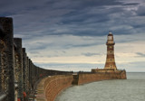 Roker pier #2 by Leahcim_62, photography->lighthouses gallery