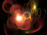Cosmic Fireworks by razorjack51, Abstract->Fractal gallery
