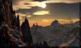 Dragon Range by Foxfire66, Computer->Landscape gallery