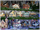 Christmas Village 2013 by tigger3, holidays->christmas gallery