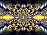 Electric Gold by razorjack51, Abstract->Fractal gallery