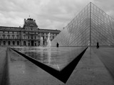 Louvre - pyramid by Paul_Gerritsen, Photography->Architecture gallery