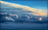 Clouds at Sunset by Heroictitof, photography->skies gallery