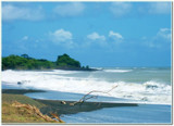 Black Sand and Surf by trixxie17, Photography->Shorelines gallery