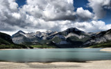 Lake, mountains and sky by J_E_F, Photography->Landscape gallery