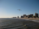Winter at Atlantic City Beach by Pfaff, Photography->Shorelines gallery