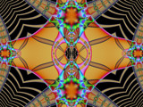 Web by CK1215, Abstract->Fractal gallery