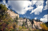 "Spearfish Canyon: The ""Rim"" by Nikoneer, photography->landscape gallery"