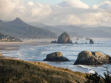 The Mighty Haystack Rocks at the Pacific Ocean by verenabloo, photography->photojournalism gallery