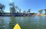 Missouri River Rip-Rap by Nikoneer, photography->shorelines gallery