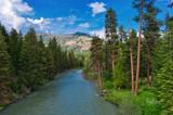 Upper Tieton River Nikon D3400 by DigiCamMan, photography->landscape gallery