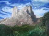 Magic Mountain by rotcivski, Photography->Mountains gallery