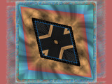 Diamond Dividends by Flmngseabass, abstract gallery