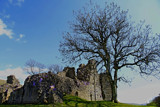 Pendragon Castle by biffobear, photography->castles/ruins gallery