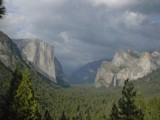 Tunnel View, Yosemite by jono00, photography->mountains gallery