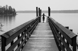 Standing on the doc of the lake by connodado, Photography->Still life gallery
