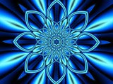 Cold as Ice by PrettyFae, Abstract->Fractal gallery
