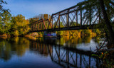 Double Truss Bridge by stylo, photography->manipulation gallery