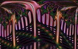 Bridge Over Troubled Waters by Flmngseabass, abstract->fractal gallery