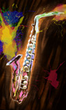 Wild Sax by bfrank, illustrations gallery