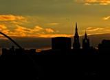 Skyline by biffobear, photography->sunset/rise gallery