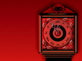 Count D-r-r-r-racula's Clock by Jhihmoac, Illustrations->Digital gallery