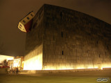 Vienna by night - MUMOK by boremachine, Photography->Architecture gallery