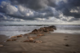 On a windswept shore by coram9, photography->shorelines gallery