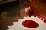 Death of a Pomegranate - View One by phasmid, Photography->Still life gallery