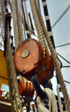 Boat Pulley by Heroictitof, photography->boats gallery