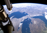 The Great Lakes as Seen From Space by madtay, space gallery