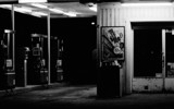 Nocturnal Gas station by SEFA, contests->b/w challenge gallery