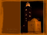 Kutubīyah Mosque, Marrakech by fogz, Photography->Places of worship gallery