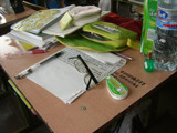 a Chinese student's desk by jagiellonia, Photography->People gallery