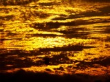September clouds on fire by trisweb, Photography->Sunset/Rise gallery