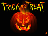 Trick or Treat by Jhihmoac, illustrations->digital gallery