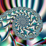 Pearly Swirl by razorjack51, Abstract->Fractal gallery