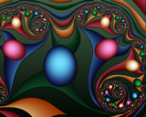 Orbination by Frankief, Abstract->Fractal gallery